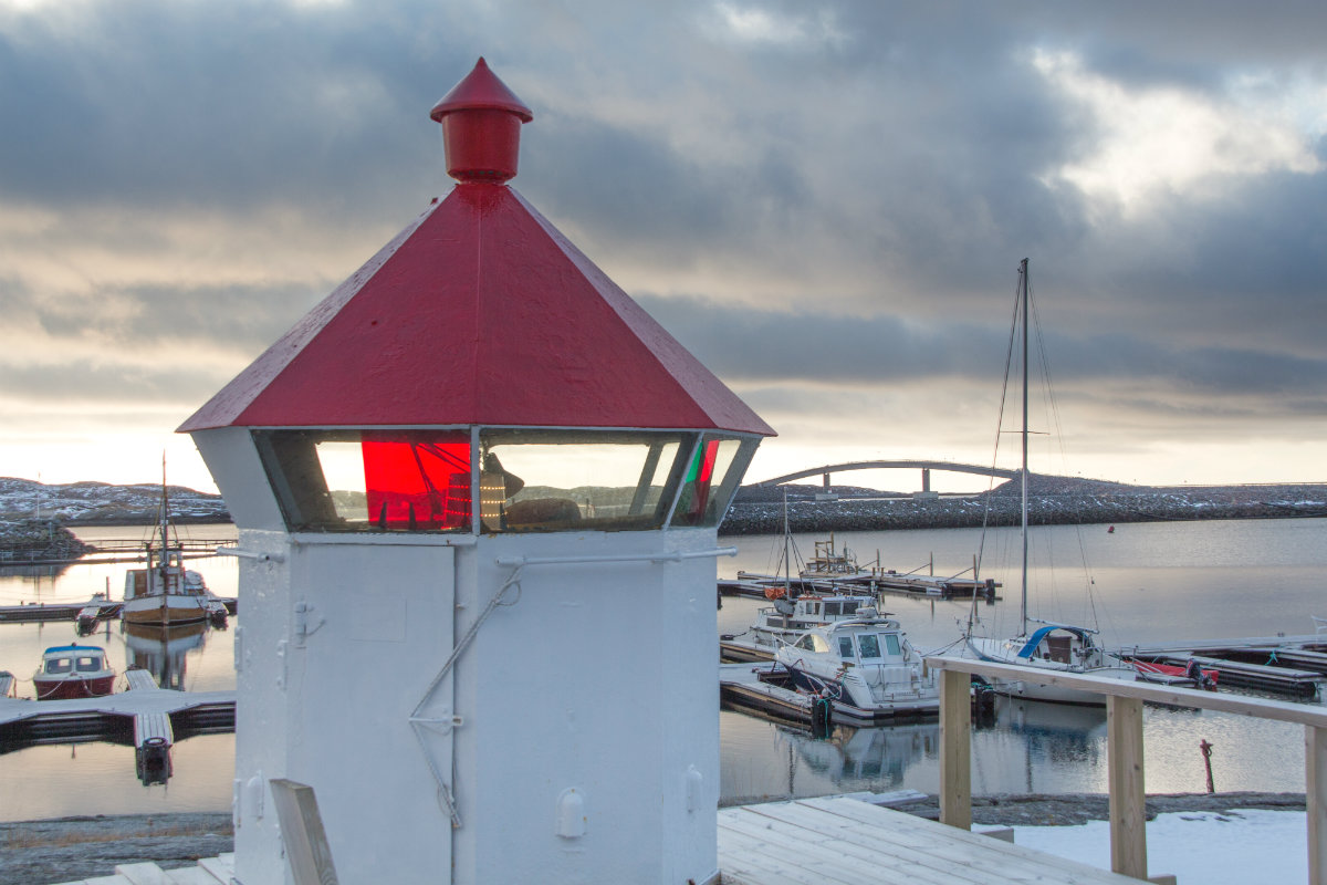 Stokkøy Marina