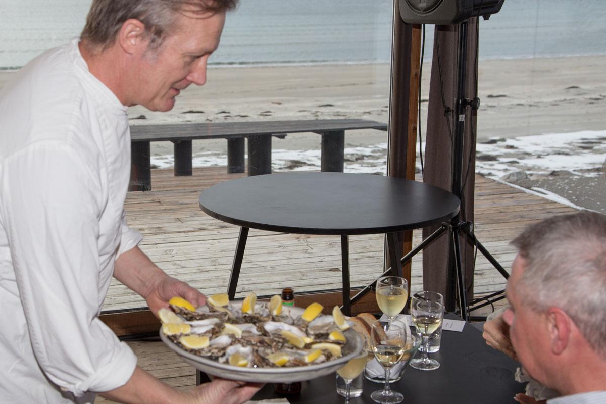 Nyt god sjømat!